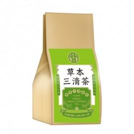 安徽汉僬堂 草本三清茶 150G