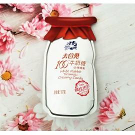 (混合买5送1→赠送原味)大白兔100牛奶糖 提拉米苏风味 107G