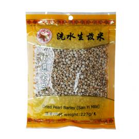金百合洗水生苡米 薏米仁  200G