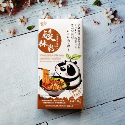 北川酸辣粉 重庆火锅味 138G