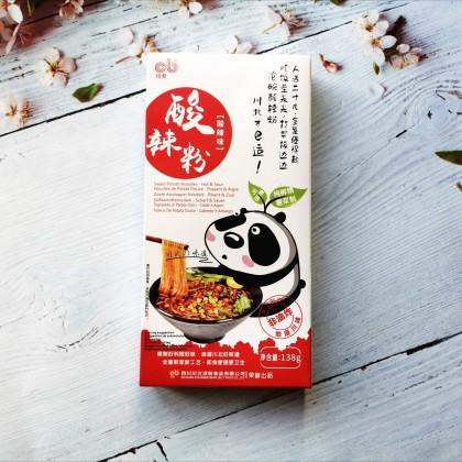 北川酸辣粉 酸辣味 138G