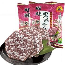 旺旺黑米雪饼 258G