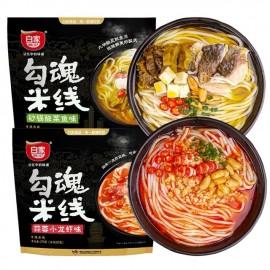 白家陈记勾魂米线 砂锅酸菜鱼味 288G