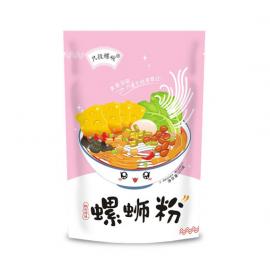 网红只投螺碗 广西柳州螺蛳粉 水煮型 320G