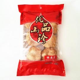 优品山珍 猴头菇 100G