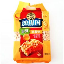徐福记沙琪玛 香酥鸡蛋味 超值装  469G