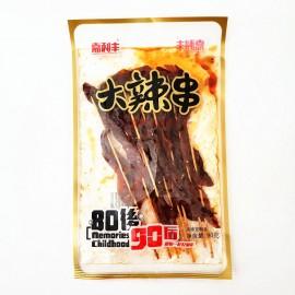 童年回忆嘉利丰 大辣串 辣条90G