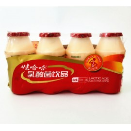 娃哈哈 乳酸菌饮品 100ML*4瓶