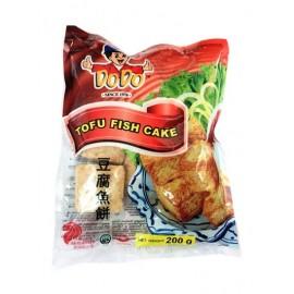 (仅限满69欧起CHRONO快递)新加坡DODO牌豆腐鱼饼 200G 周一至周四发货