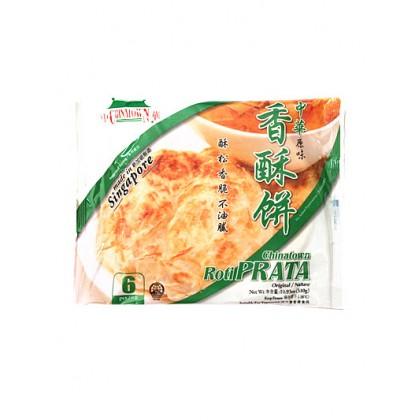 (仅限满69欧起CHRONO快递)新加坡中华香酥饼 原味 310G 周一至周四发货