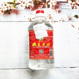 (卖光啦)柏温鹤泉米酒  超值装 43% 2.25L