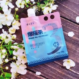(混合买5赠一→赠送口味混发)果遇茶爆摇茶系列 蜜桃乌龙茶(调味茶 ) 18G