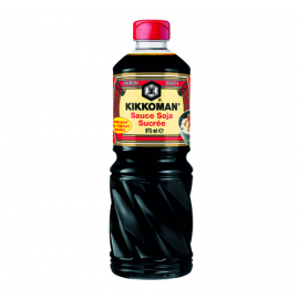 日本热销KIKKOMAN甜酱油 超值装 975ML