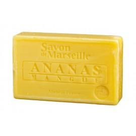 SAVON DE MARSEILLE 100G-ANANAS MANGUE