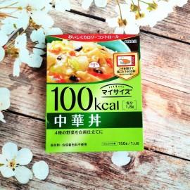 日本热销大塚100卡低热量 中华盖饭料 150G