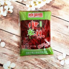 盈棚小米辣(红)1KG