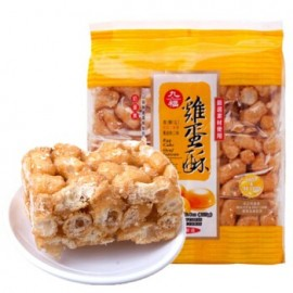 台湾原产九福 鸡蛋酥227G