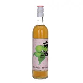 中国梅酒 10,5% VOL  500ML