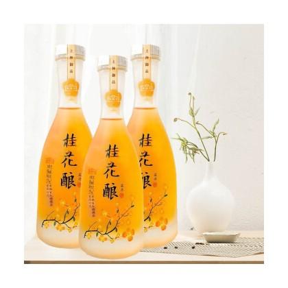红动上神御品 桂花酿露酒 9%VOL 375ML