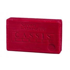 SAVON DE MARSEILLE 100G-CERISE CASSIS