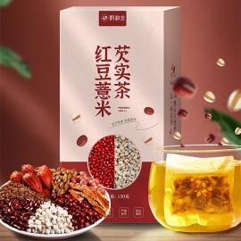 鹊和堂红豆薏米芡实茶 150G