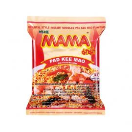 (买十赠一 )泰国热销MAMA 泰式炒宽粉泰式醉鸡面 60G