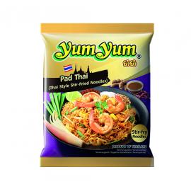 泰国热销YUMYUM方便面 泰式炒粉风味(PAD THAI)100G