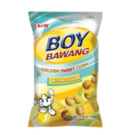 菲律宾热销BOY BAWANG 黄油脆玉米 100G