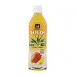 台湾原产TROPICAL 芦荟汁芒果味 500ML