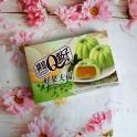 台湾宝岛Q点子鲜果大福麻糬 哈密瓜味 210G