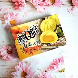 台湾宝岛Q点子鲜果大福麻糬 芒果味 210G