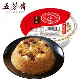 五芳斋蛋黄肉松八宝饭 390G