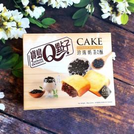 台湾热销宝岛Q点子 珍珠奶茶风味酥 盒装 180G