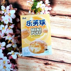 康师傅 乐芙球 注心饼干 牛奶味50G