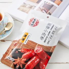 宏香记脆弹小肉枣(香肠)原味 58G
