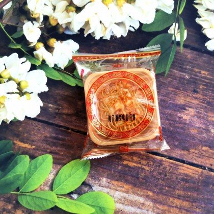 香港帝皇月饼 纯正凤梨味月饼单个装 100G