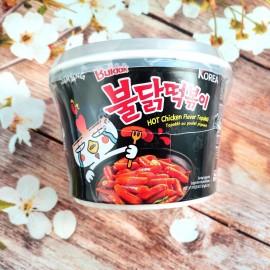 韩国热销SAMYANG 三养辣鸡肉味即食年糕 碗装 185G