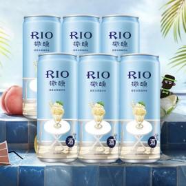 RIO微熏鸡尾酒(香草冰激凌)3%VOL 330ML