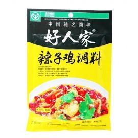 (好人家混合买6送1→赠送油焖小龙虾)好人家 辣子鸡调料 160G