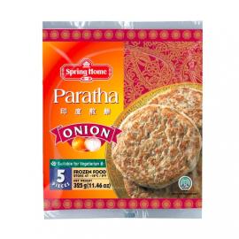 (仅限满69欧起CHRONO快递)新加坡第一家印度煎饼(葱油)325G (共5片) 周一至周四发货