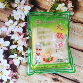 泸州竹芯火锅笋(水煮.竹笋)500G