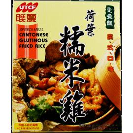 台湾联夏 荷叶糯米鸡 200G