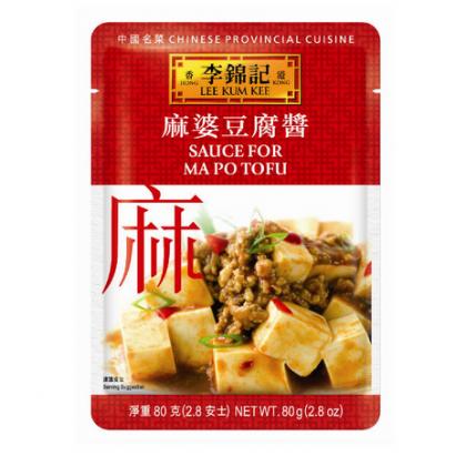 李锦记麻婆豆腐酱80g