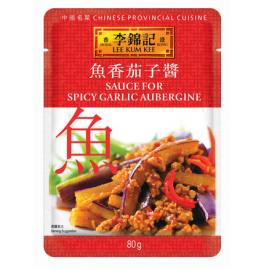 李锦记鱼香茄子80G