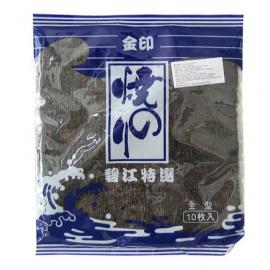 金印寿司紫菜10枚入28G