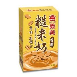 台湾义美 糙米奶 250ML
