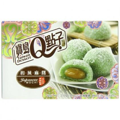台湾原产 宝岛Q点子 香椰口味 210G