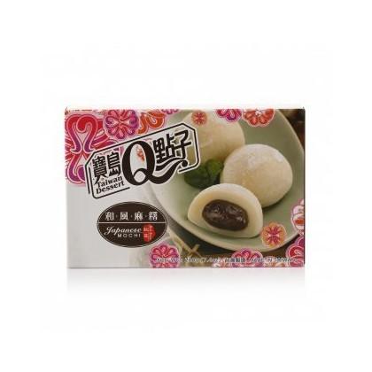 台湾宝岛Q点子和风麻薯 红豆味210G