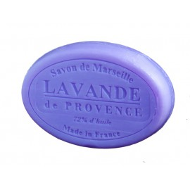 SAVON DE MARSEILLE OVAL 100G-LAVANDE