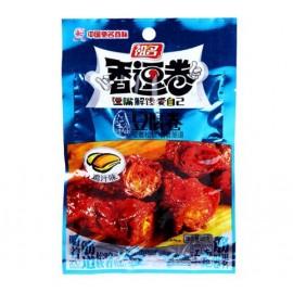 祖名香逗卷  豆腐卷 豆干  鸡汁味 100G